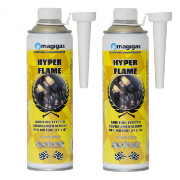 Hyper Flame 2x0,5 lt