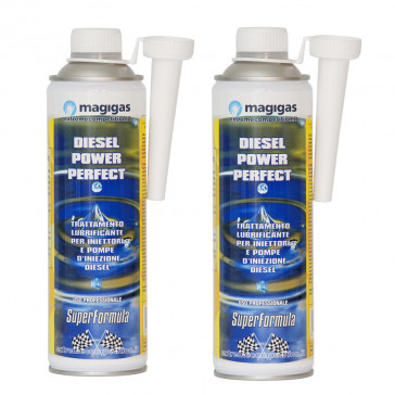 Diesel Power + Perfect 2X0,5Lt
