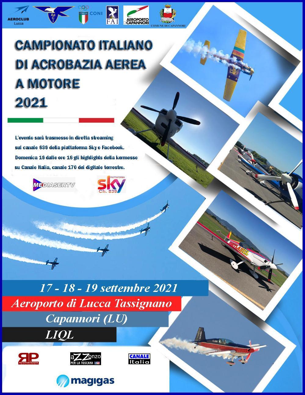 Campionato Italiano Acrobazia Aerea